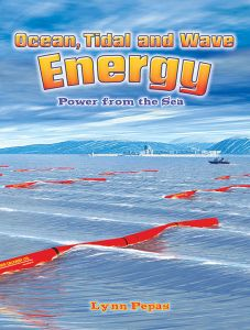 Ocean, Tidal, and Wave Energy: Power from the Sea (Energy Revolution Series)