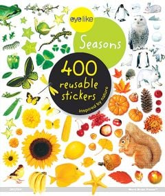 Seasons, Plants, and Animals (Eyelike Stickers)