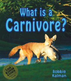 What is a Carnivore: Look, Listen, and Learn Series (Book & CD)