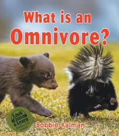 What is an Omnivore: Look, Listen, and Learn Series (Book & CD)