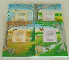 Kid's EcoJournal Series Collection (Discounted Set of 4 Titles)