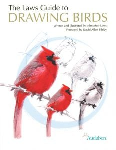 Laws Guide to Drawing Birds (The)