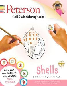Shells Coloring Book (Peterson Guide®)