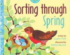 Sorting Through Spring: Math in Nature (Paperback)