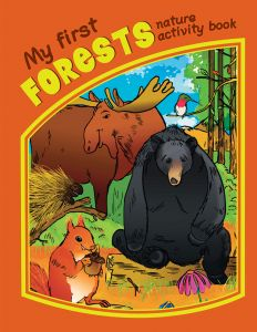 My First Forests Nature Activity Book