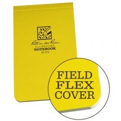 All-Weather Field-Flex Top-Bound Pocket Memo Journal (Rite-In-The-Rain®)