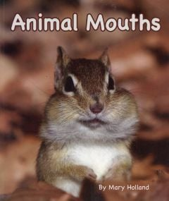 Animal Mouths (Animal Senses & Anatomy Series)