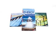 Energy Revolution Series Collection (Discounted Set of 4 Titles)