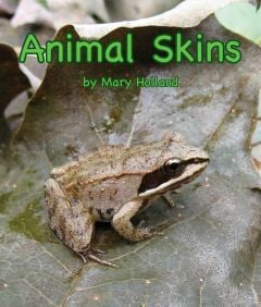 Animal Skins (Animal Senses & Anatomy Series)