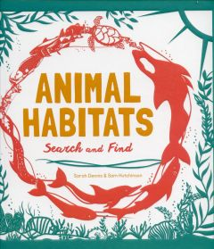 Animal Habitats (Search & Find)