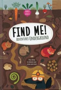 Find Me! Adventures Underground