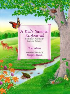 Kid's Summer EcoJournal (A): With Nature Activities for Exploring the Season