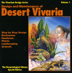 Design and Maintenance of Desert Vivaria