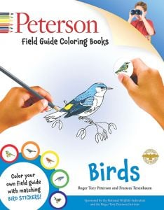 Birds Coloring Book (Peterson Guide®)