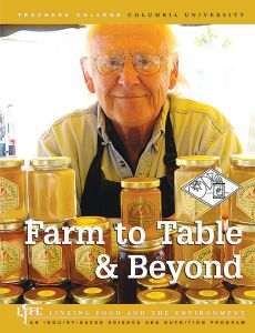 Farm to Table and Beyond: Linking Food and the Environment