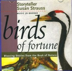 Birds of Fortune: Blessing Stories from the Book of Nature (CD)