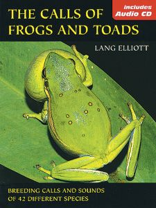 Calls of Frogs and Toads, The (Booklet and CD)