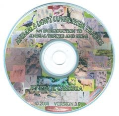 Animals Don't Cover Their Tracks: An Introduction to Animal Tracks and Sign (CD-Rom)