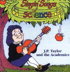 Singin' Songs of Science, Volume I (CD)