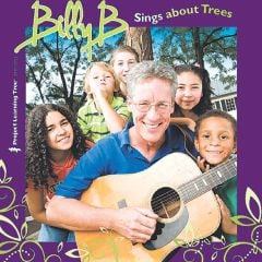 Billy B. Sings About Trees (CD)
