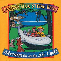 Adventures on the Air Cycle (CD)