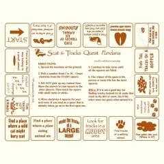 Scat & Track Quest Scarf (Fundana® Bandana)