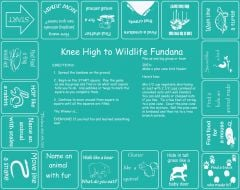 Knee High to Wildlife Scarf (Fundana® Knee High Bandana)