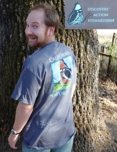 California Naturalist T-Shirt (Men's Medium)