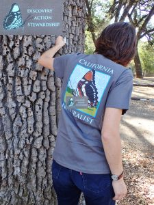 California Naturalist T-Shirt (Women's Large)