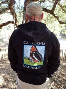 California Naturalist Sweatshirt (Unisex Medium)