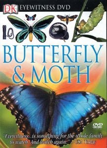Eyewitness Butterfly & Moth (DVD)