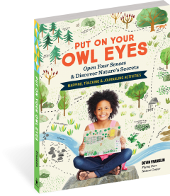 Put on Your Owl Eyes: Mapping, Tracking & Journaling Activities