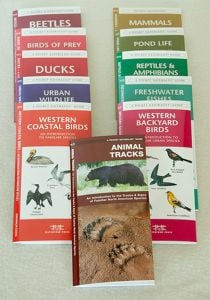 Pocket Naturalist® Laminated Field Guides: Western Collection (Discounted Set of 11 Guides)