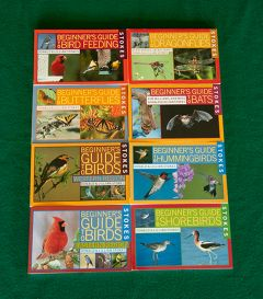 Stokes Beginner's Guide® Collection (Discounted Set of 8 Guides)