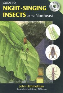 Guide to Night-Singing Insects of the Northeast (Booklet and CD)