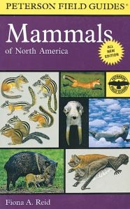 Mammals of North America (Peterson Field Guide®)