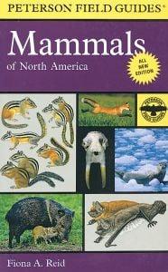 Mammals Of North America (Peterson Field Guide)