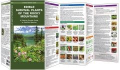 Edible Plants of the Rocky Mountains (Pocket Naturalist® Guide)