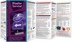 Disaster Survival: A Waterproof Pocket Guide to Avoiding Sickness & Injury During a Natural Disaster (Duraguide®)