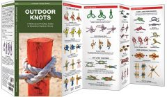 Outdoor Knots: A Waterproof Folding Guide To Essential Outdoor Knots (Duraguide®)