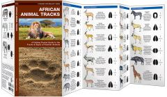 African Animal Tracks (Pocket Naturalist® Guide)