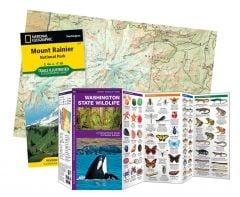 Mount Rainier National Park Adventure Set®.