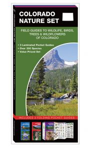 Colorado Nature Set: Field Guides to Wildlife, Birds, Trees & Wildflowers (Pocket Naturalist® Guide Set)