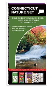 Connecticut Nature Set: Field Guides to Wildlife, Birds, Trees & Wildflowers (Pocket Naturalist® Guide Set)