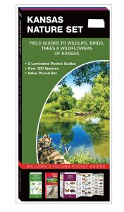 Kansas Nature Set: Field Guides to Wildlife, Birds, Trees & Wildflowers (Pocket Naturalist® Guide Set)