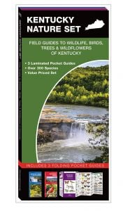 Kentucky Nature Set: Field Guides to Wildlife, Birds, Trees & Wildflowers (Pocket Naturalist® Guide Set)
