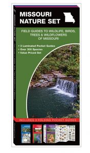 Missouri Nature Set: Field Guides to Wildlife, Birds, Trees & Wildflowers (Pocket Naturalist® Guide Set)