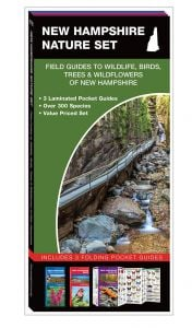 New Hampshire Nature Set: Field Guides to Wildlife, Birds, Trees & Wildflowers (Pocket Naturalist® Guide Set)