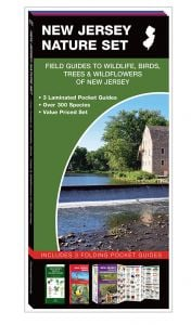 New Jersey Nature Set: Field Guides to Wildlife, Birds, Trees & Wildflowers (Pocket Naturalist® Guide Set)