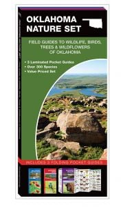 Oklahoma Nature Set: Field Guides to Wildlife, Birds, Trees & Wildflowers (Pocket Naturalist® Guide Set)